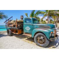 Foto auf Plexiglas - Truck