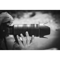 Foto auf Plexiglas - Kamera