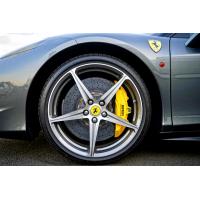 Foto auf Plexiglas - Ferrari