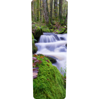 Mülltonnenaufkleber (Wasserfall)