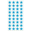 Markierungsaufkleber Stern 20 mm pro Blatt (36 Stück)