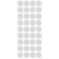 Markierungsaufkleber runde 20 mm pro Blatt (36 Stück)