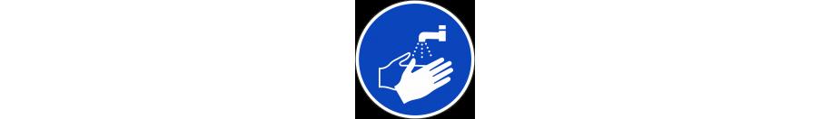 Hygieneaufkleber
