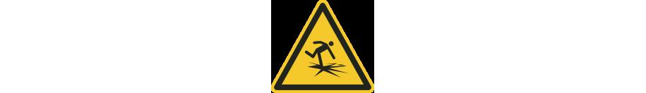 Warnschilder